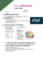 Direccion y Liderazgo Fundamen