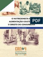 o Nutricionista Em Alimentacao Coletiva e o Direito Do Consumidor1