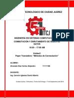 Paper Translation - Metodos de Conmutacion