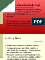 QA- Equilibrio Químico Acido Base1
