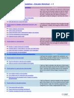 carolyn udl guidelines checklist worksheet