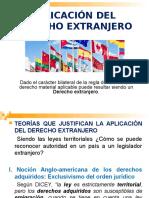 11 Aplicación de La Ley Extranjera (2)