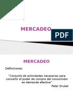 2. Conceptos de Mercadeo