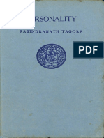 Personality Lectures Delivered in America 1954 - Rabindranath Tagore
