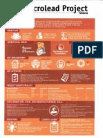 MicroLead Ghana CARE Infographic