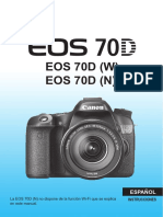 Manual Canon EOS 70D