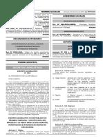 Decreto Legislativo Nº 1264