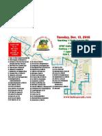 Ho Ho Parade Routes