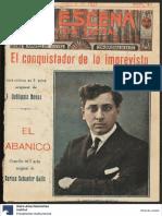El Conquistador de Lo Improvisto de Francisco Defilippis Novoa