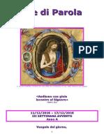 Sete di Parola - III settimana Avvento A 2016.doc