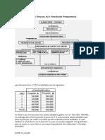 Estructura Economica de Un Proyecto