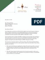 16.12.12 Reid Scott Letter to Maryam Monsef PROC Dec. 13