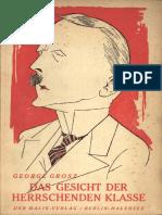 Georg Grosz - Das Gesicht Der Herrschenden Klasse.pdf