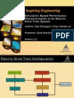 Simulation-Based Performance Characterization T M