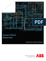 2PAA109967-514 D en System 800xA 5.1 RevE Feature Pack 4 Release Notes