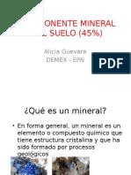 3. Minerales