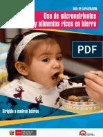 Uso de Micronutrientes