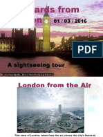 1 Postcards From London