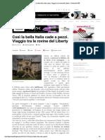 28.11.2016, 'Così la bella Italia cade a pezzi. Viaggio tra le rovine del Liberty', Il Giornale OFF.pdf