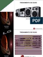 Curso e Treinamento Audio-LG - vários modelos.pps