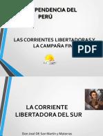 3. La Independencia Del Perú