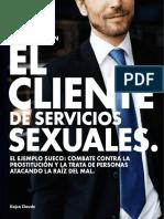 Con La Mira en El Cliente de Sevicios Sexuales