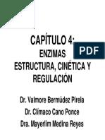 Bioquimica ENZIMAS (FIGURAS)