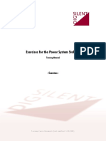 DIGSILENT ADDITIONAL EXCERCISES.pdf