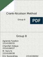 Crank_nicholson Method