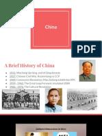 china- intercultural presentation