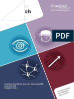 CRANFIELD - PhD Programme Brochure