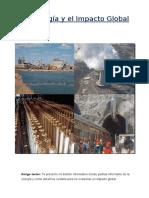 La Energía y El Impacto Global