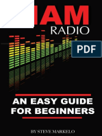 Ham Radio an Easy Guide for Beginners - Steve Markelo