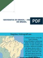 Geografia Do Brasil - Hidrografia Do Brasil