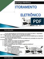 Curso de Monitoramento Eletrônico - Alarmes e CFTV