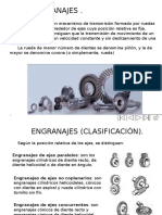 Engranajes Dibujo II