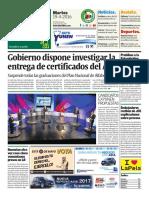 Diario Libre 19-04-2016