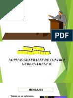 NORMAS GENERALES DE CONTROL GUBERNAMENTAL.ppt