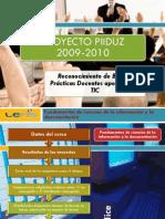 Fundamentos de ciencias de la información y la documentación 2009-2010
