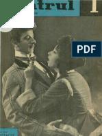 Revista Teatrul, nr. 1, anul VII, ianuarie 1962