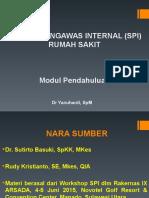 Satuan Pengawas Internal Rumah Sakit