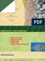 Los Procedentes de Corte y Tratamiento de Piedra Ornamental-Gianmarco Morales