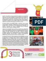 Resena 2011 ECNT Proyecto MMColegio Saludable CHI