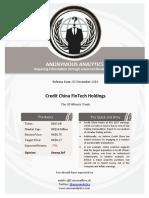 Credit China 1