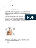 Fibromialgia TUDO SOBRE