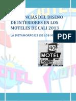 Diseño de Moteles