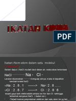Materi Kuliah Ikatan Kimia
