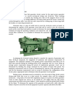 Ship Power Generator