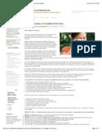 La Aromaterapia y El Cuidado de Los Ojos - Descubre La Aromaterapia