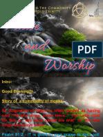 Praise & Worship[1]